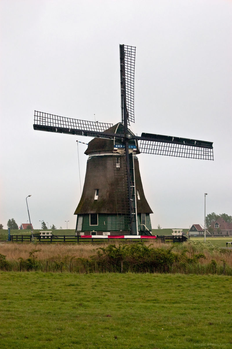 Tuulimylly - Windmill
