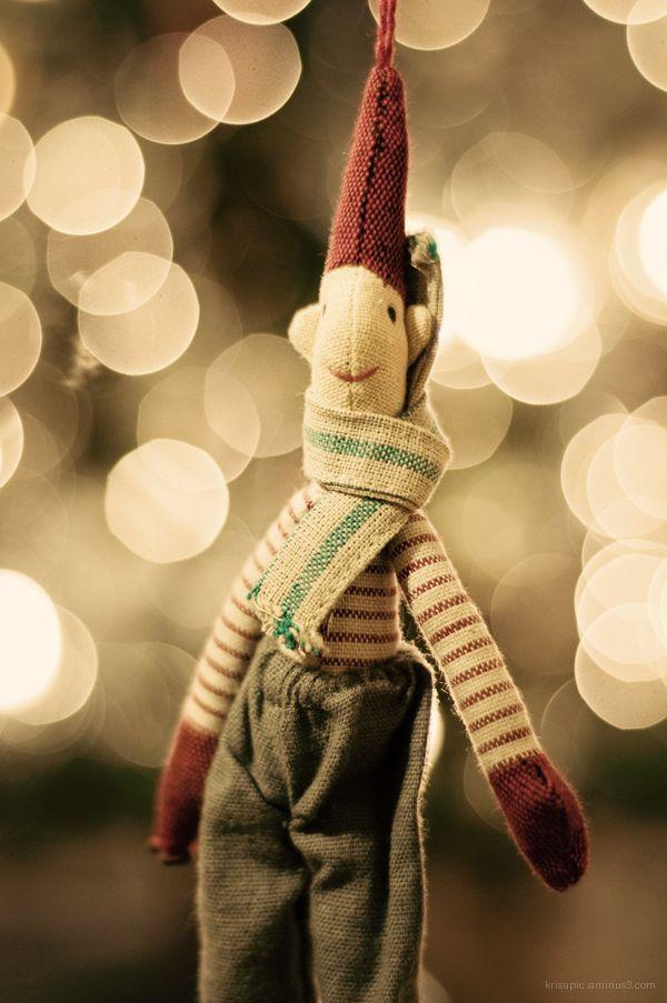 Santa's helper - joulutonttu