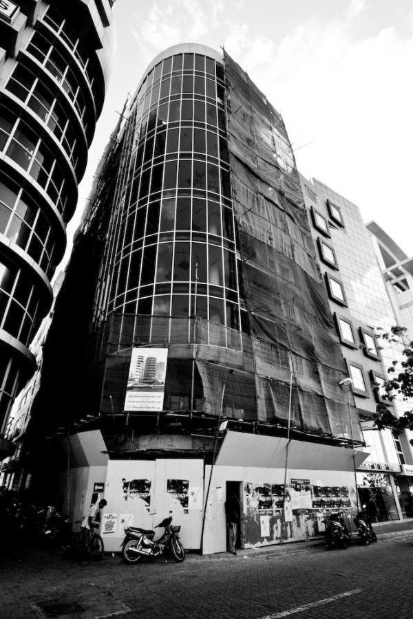 jazeera building ...