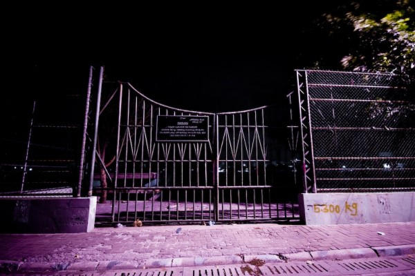 the gate to the uninvited
