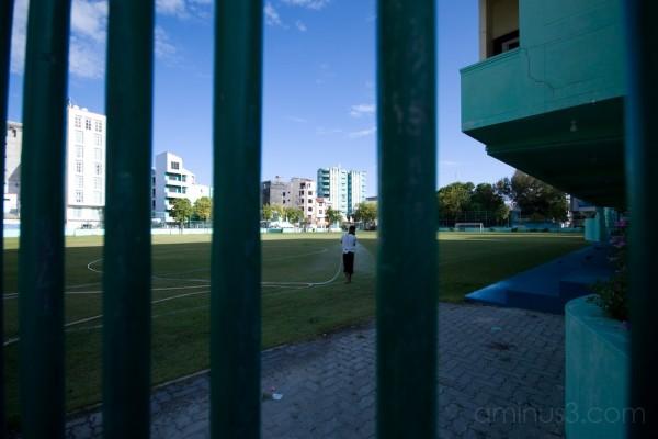 Henveiru Football Ground