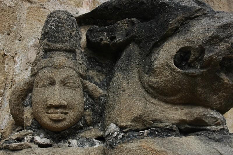 Kalasanatha Temple Kanchipuram Tamil Nadu