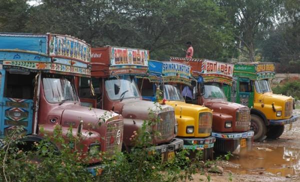 Trucks Bangalore Karnataka South India