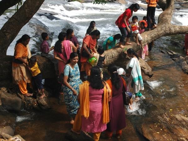 Family Outing Kerela South India