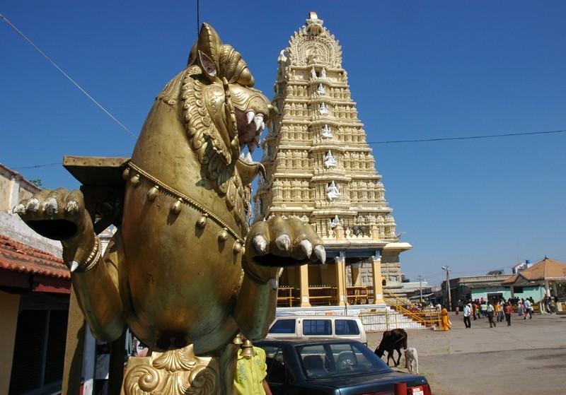 Sri Chamundeswari Temple Chamundi Hill Mysore