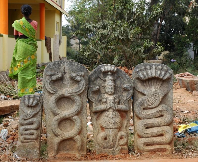 Naga Shrine Bangalore Karnataka South India