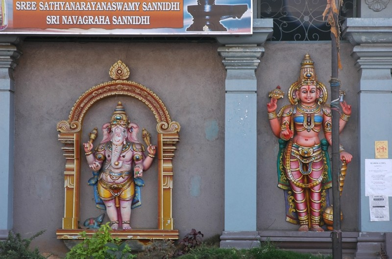 Ganesha Vishnu Bangalore Karnataka