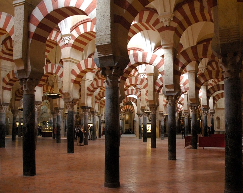 Mesquita Mosque Cordoba Andalusia Spain
