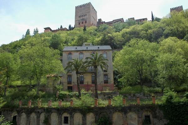 Alhambra Granada Andalusia Spain