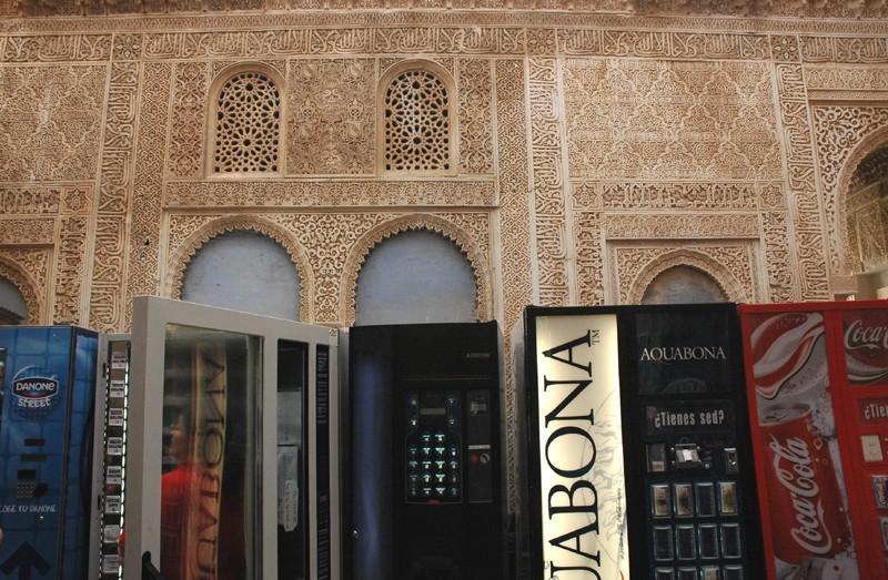 Pop Alhambra Granada Andalusia Spain