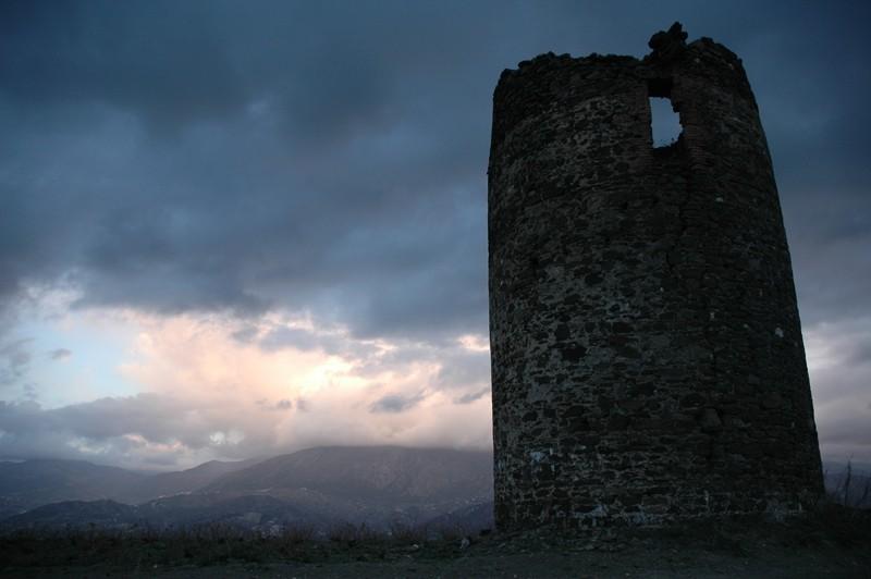 Atalaya Torre Axarquia Andalusia Spain