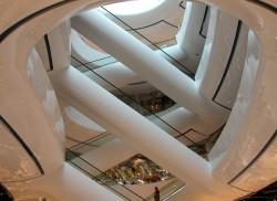 Selfidges Staircase Birmingham UK