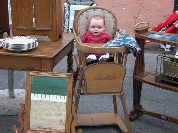 Doll Fuengirola Market Andalusia Spain