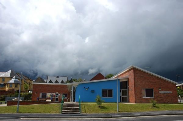 Youth Centre Ludlow Shropshire UK