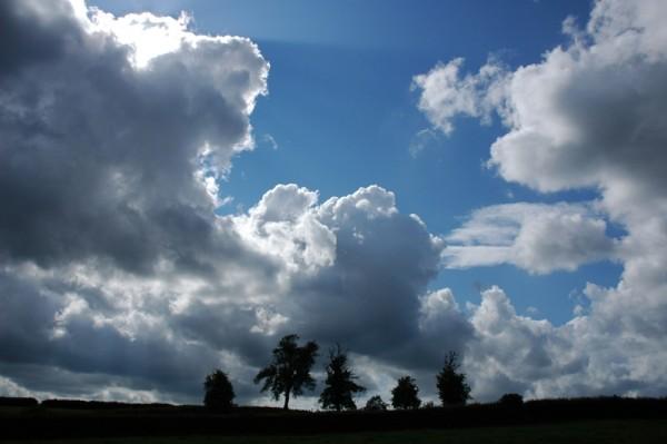 Clouds Caynham Shropshire UK