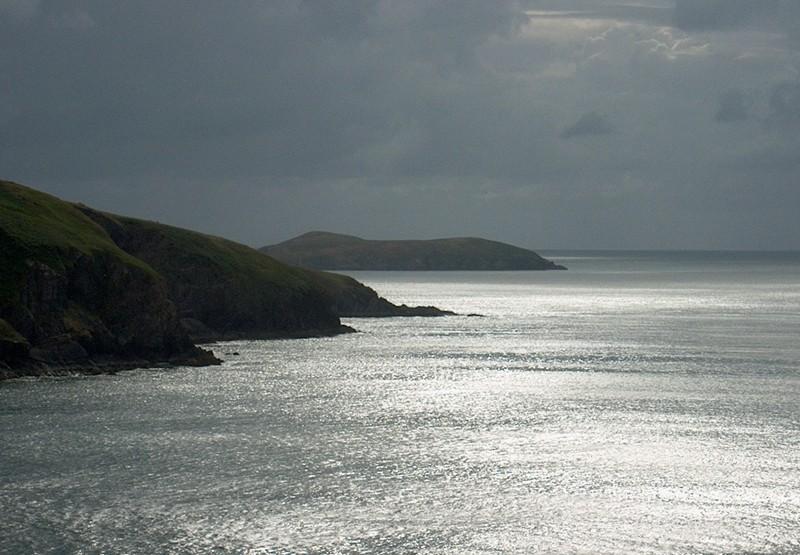 The Coast Mwnt South wales