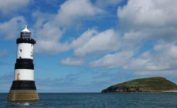 Puffin Island Anglesey Wales
