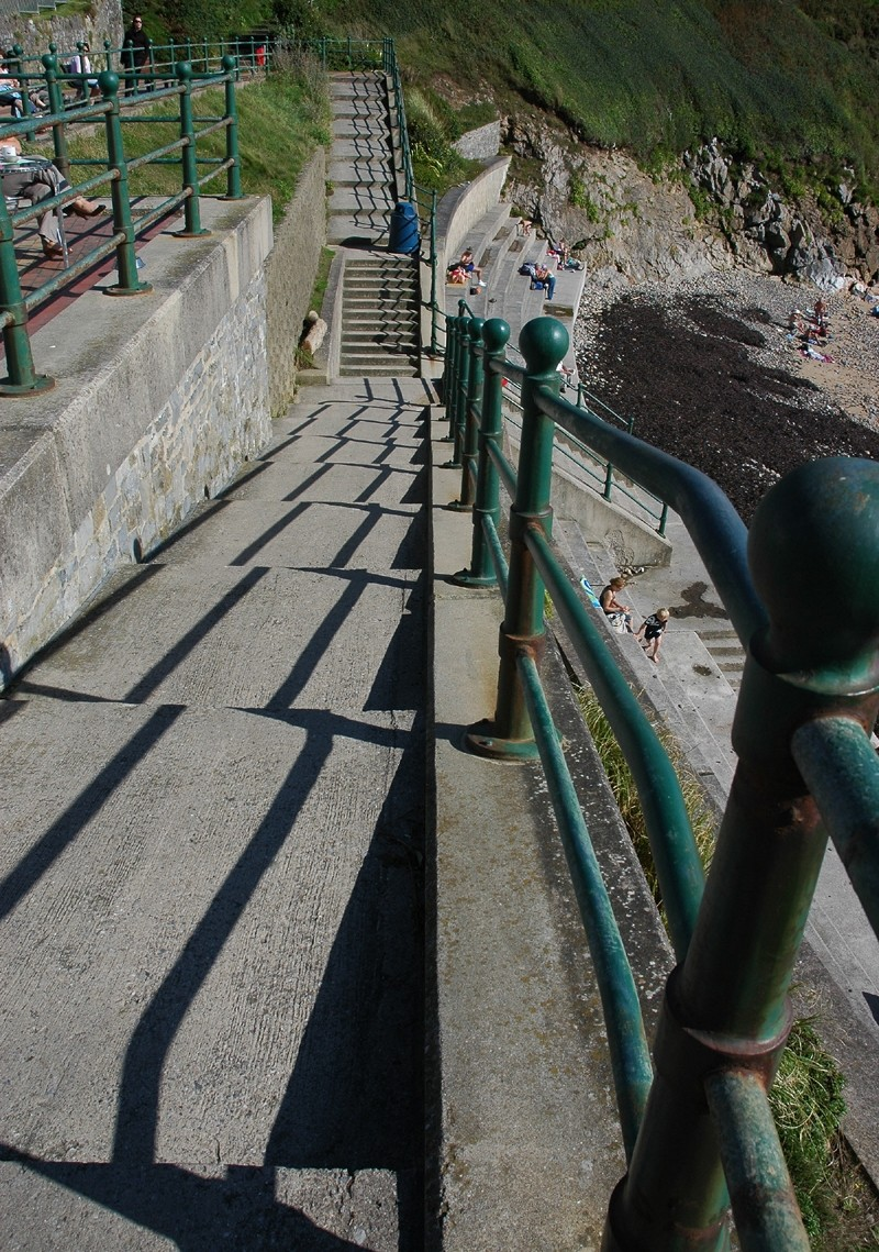 Langland Bay Steps to Beach Gower Wales