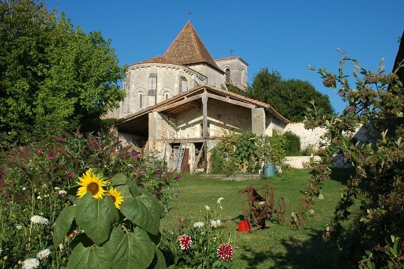 Church Les Essards Charente France