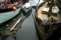 Harbour Penryn Cornwall UK