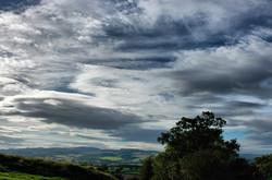 Iron Age Fort South Shropshire UK