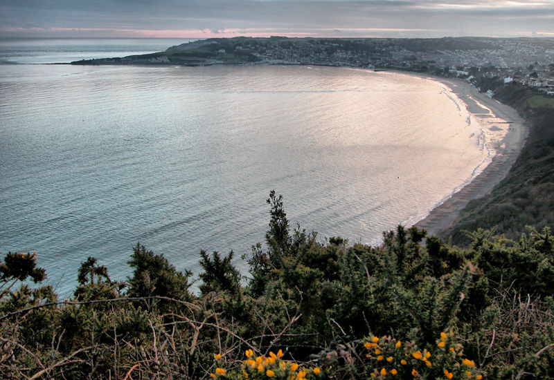 Studland Dorset UK
