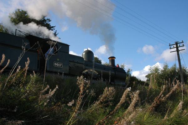 Severn Valley Railway UK