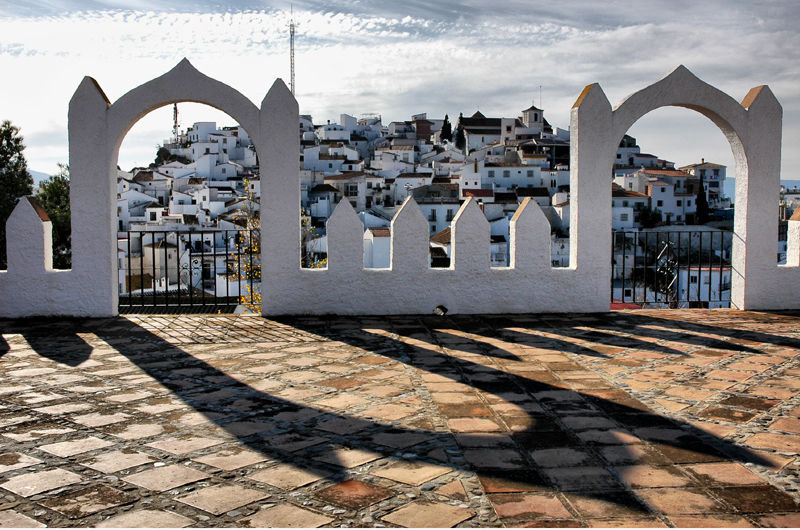 Comares Andalusia Spain