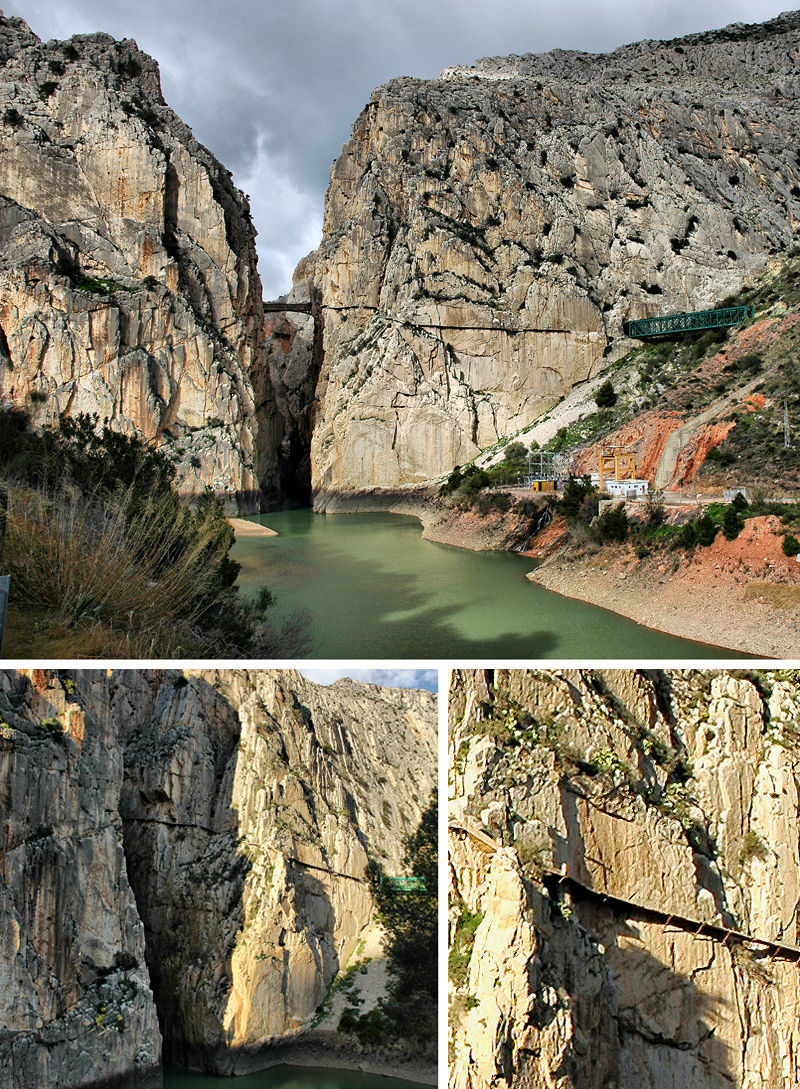El Chorro Andalusia Spain
