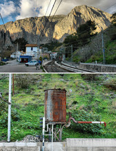 Estacion El Chorro Andalusia Spain