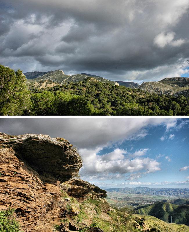 El Chorro Andalusia Spain