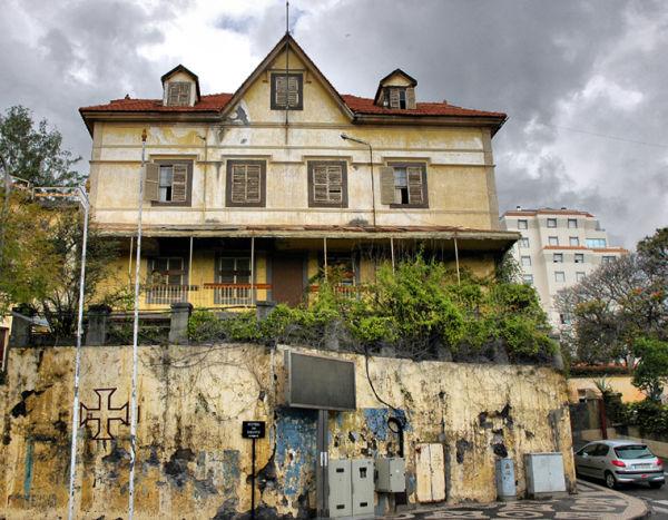 House Funchal Madeira