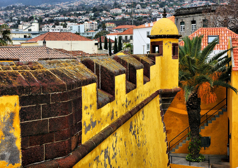 Fort Funchal Madeira