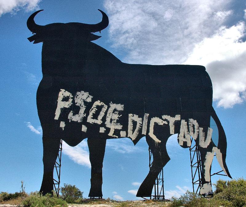 Bull Andalusia Spain