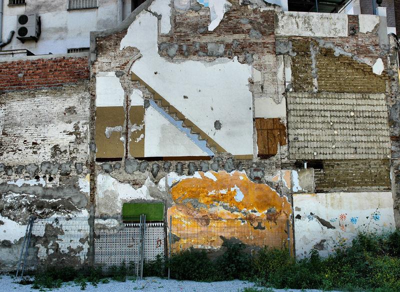 Ghost House Velez Malaga Andalusia Spain