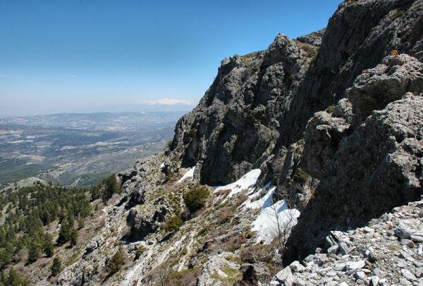 Salto del Caballo Maroma Andalusia Spain