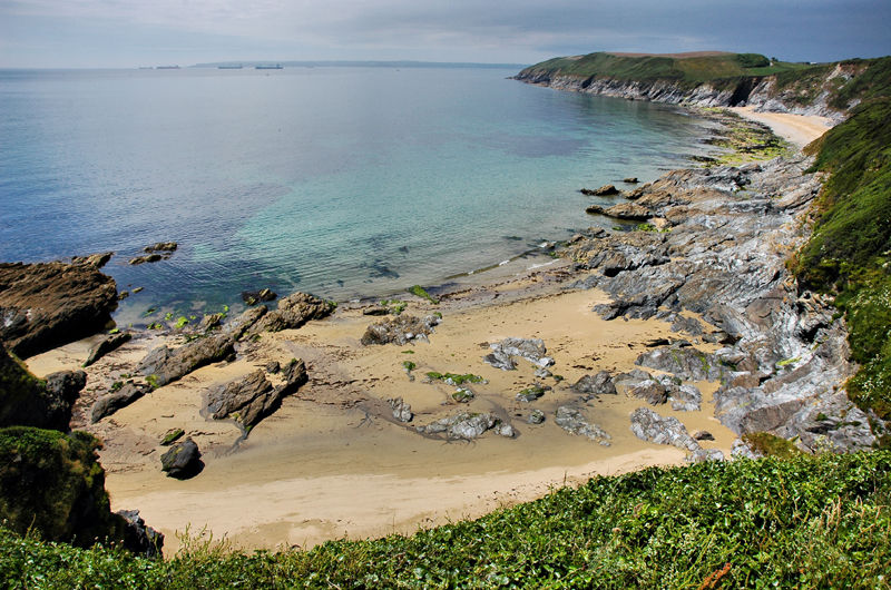 Roseland Falmouth Cornwall UK