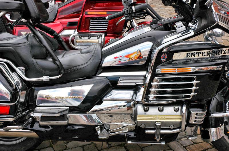 Bikes Ludlow Shropshire UK