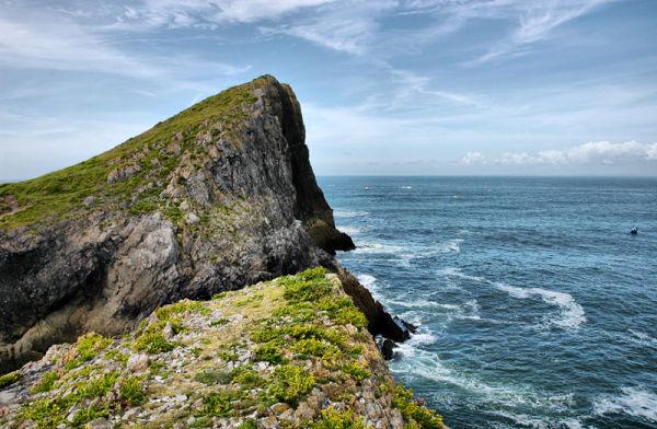 Worm's Head Gower Wales