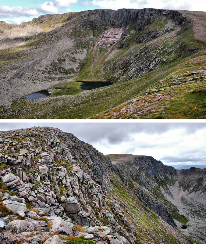Fiacalle Cairngorm Plateau Scotland