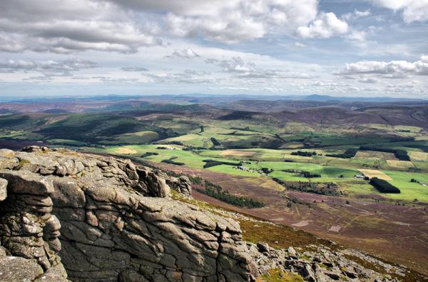 Ben Rinnes Moray Scotland