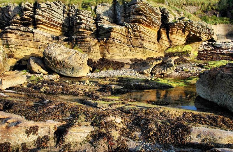 Covesea Moray Firth Scotland