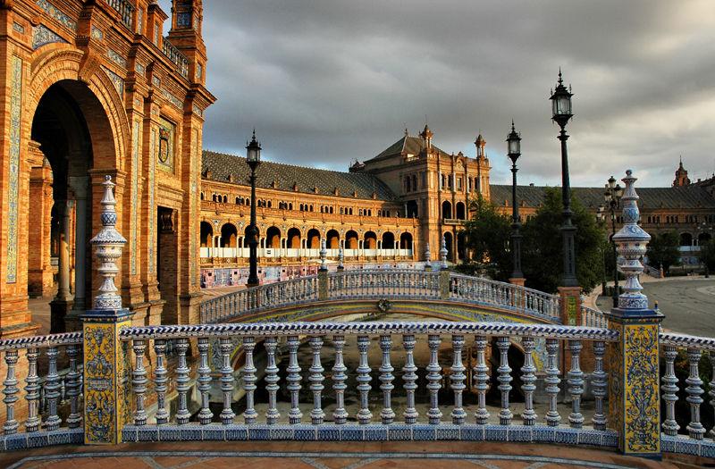 Plaza de España Sevilla España