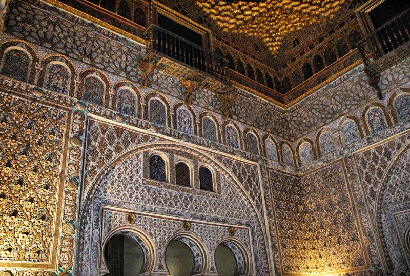 Alcazar Sevilla Spain