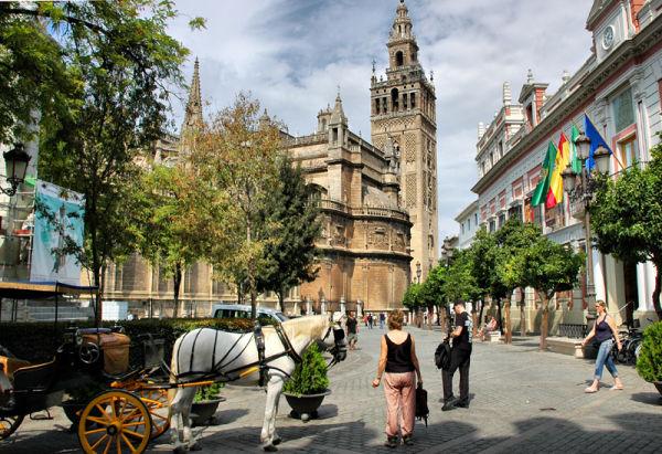 Rocinante Sevilla Spain
