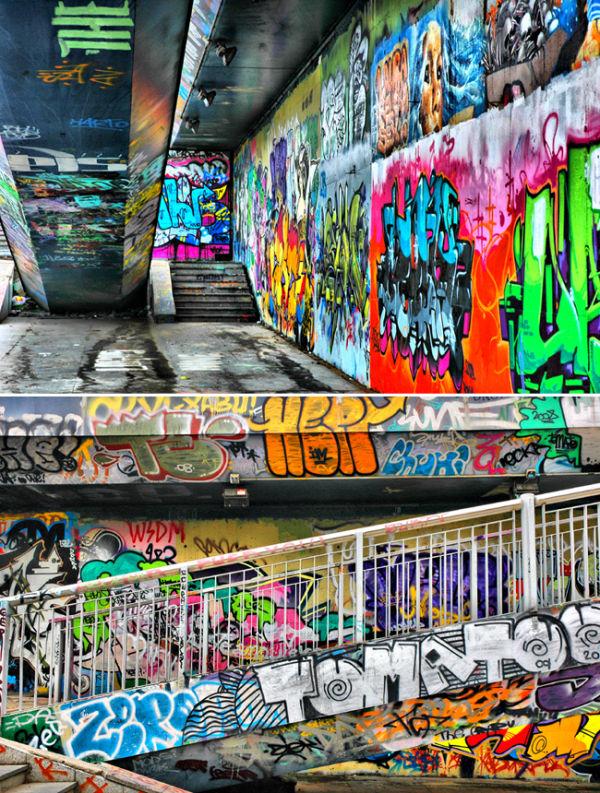 Graffiti Sevilla Spain