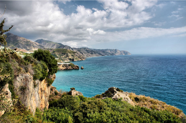 Maro Axarquia Andalusia Spain