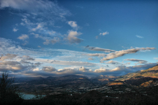 Vinuela Axarquia Andalusia Spain