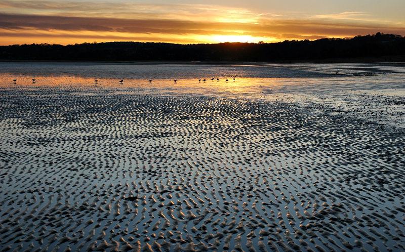 Swansea Bay Wales UK