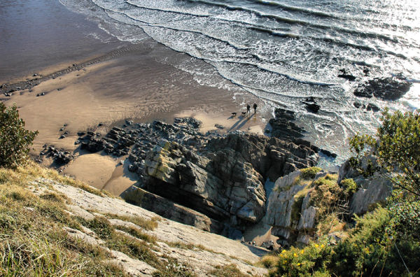 Caswell Gower Wales UK